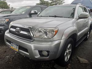 Toyota 4-Runner 2009 Limited 4x4 V8 Silver | Cars for sale in Lagos State, Apapa
