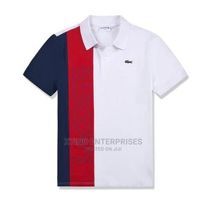 Lacoste Polo T Shirt Original   Clothing for sale in Lagos State, Surulere