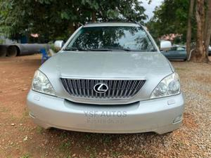 Lexus RX 2007 350 Silver | Cars for sale in Abuja (FCT) State, Gwarinpa