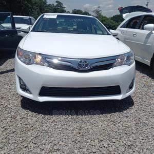 Toyota Camry 2012 White | Cars for sale in Abuja (FCT) State, Katampe