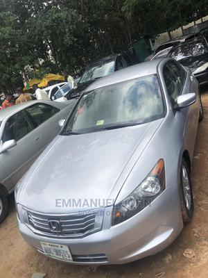 Honda Accord 2010 Coupe EX-L V-6 Automatic Silver | Cars for sale in Abuja (FCT) State, Gaduwa