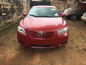 Toyota Camry 2008 2.4 LE Red   Cars for sale in Lagos State, Ifako-Ijaiye