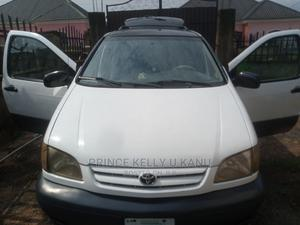 Toyota Sienna 2002 LE White | Cars for sale in Abia State, Umuahia