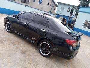 Toyota Corolla 2010 Black | Cars for sale in Lagos State, Ifako-Ijaiye