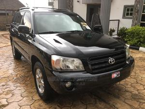 Toyota Highlander 2006 Black   Cars for sale in Osun State, Ife