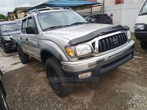 Toyota Tacoma 2004 Double Cab V6 4WD Silver | Cars for sale in Lagos State, Shomolu