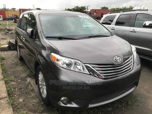 Toyota Sienna 2012 XLE 8 Passenger Gray | Cars for sale in Lagos State, Apapa