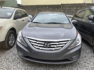 Hyundai Sonata 2011 Gray   Cars for sale in Lagos State, Ikeja