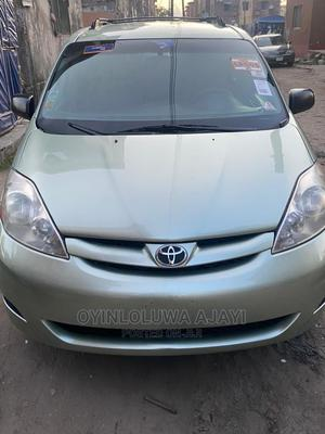 Toyota Sienna 2008 Gray | Cars for sale in Lagos State, Agege