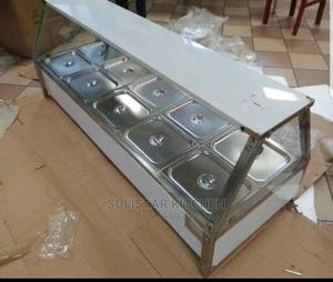 Quality 10 Plates Food Warmer | Restaurant & Catering Equipment for sale in Lagos State, Ojo