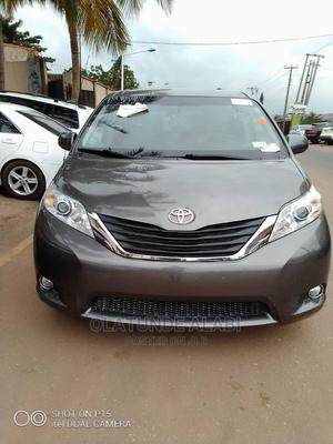 Toyota Sienna 2012 LE 7 Passenger Gray | Cars for sale in Lagos State, Ikeja