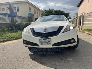 Acura ZDX 2011 Base AWD White | Cars for sale in Abuja (FCT) State, Garki 2