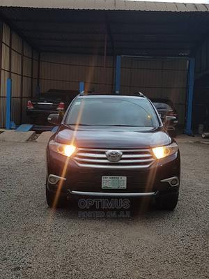 Toyota Highlander 2008 Limited Black   Cars for sale in Abuja (FCT) State, Garki 2