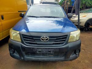 Toyota Hilux 2012 2.7 VVT-i 4X4 SRX Blue | Cars for sale in Lagos State, Ifako-Ijaiye