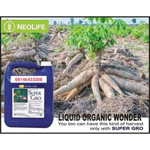 Neolife Supergro Organic Fertilizer   Feeds, Supplements & Seeds for sale in Lagos State, Mushin
