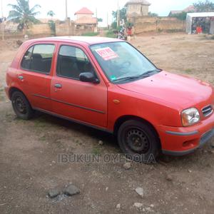 Nissan Micra 2001 Red | Cars for sale in Ogun State, Abeokuta South