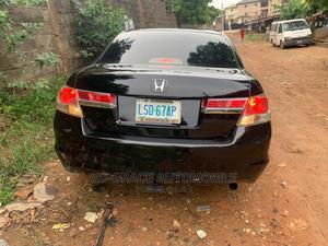 Honda Accord 2009 2.4 Black | Cars for sale in Lagos State, Ifako-Ijaiye