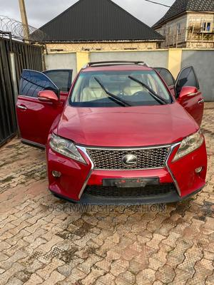 Lexus RX 2010 350 Red | Cars for sale in Edo State, Benin City