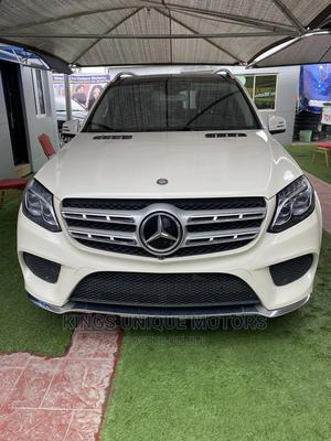 Mercedes-Benz GLS-Class 2017 GLS550 4Matic White | Cars for sale in Lagos State, Lekki