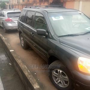 Honda Pilot 2005 Black | Cars for sale in Lagos State, Oshodi
