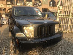 Jeep Liberty 2008 Sport 4x4 Black   Cars for sale in Lagos State, Ikeja
