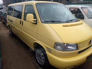 Volkswagen T4 Bus Yellow | Buses & Microbuses for sale in Lagos State, Apapa