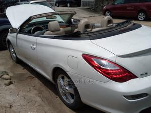 Toyota Solara 2007 3.3 Convertible Off White | Cars for sale in Rivers State, Port-Harcourt