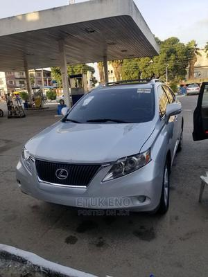 Lexus RX 2011 350 Silver | Cars for sale in Lagos State, Shomolu