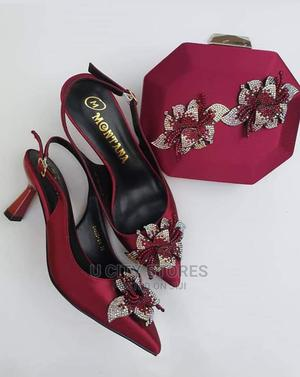 Good Quality Women's Set of Shoe and Purse   Shoes for sale in Lagos State, Ojo