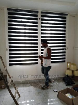 Window Blinds and 3D Wall Panel Installation   Building & Trades Services for sale in Ondo State, Akure