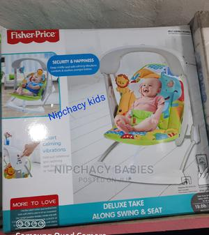 Fisher Price Infant-To-Toddler Swing Seat   Children's Gear & Safety for sale in Lagos State, Amuwo-Odofin