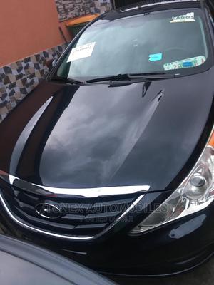 Hyundai Sonata 2010 Black | Cars for sale in Lagos State, Shomolu