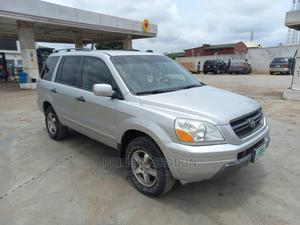 Honda Pilot 2005 Silver | Cars for sale in Lagos State, Isolo