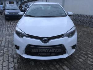 Toyota Corolla 2015 White | Cars for sale in Lagos State, Surulere