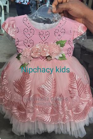 Baby Girl Outing Gown | Children's Clothing for sale in Lagos State, Amuwo-Odofin