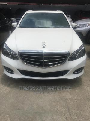 Mercedes-Benz E350 2014 White | Cars for sale in Lagos State, Shomolu
