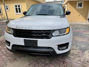 Land Rover Range Rover Sport 2014 White   Cars for sale in Lagos State, Amuwo-Odofin