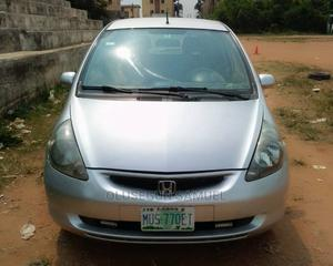 Honda Jazz 2005 1.4 ES Sport Silver | Cars for sale in Lagos State, Alimosho