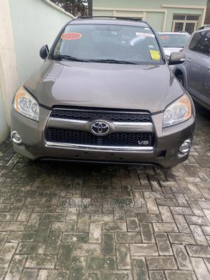 Toyota RAV4 2010 3.5 Limited 4x4 Brown | Cars for sale in Lagos State, Kosofe