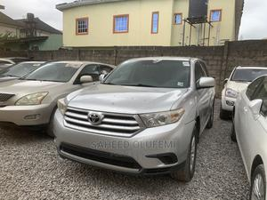 Toyota Highlander 2012 Silver | Cars for sale in Lagos State, Agege
