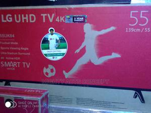 LG 55 Inches Smart Uhd TV . | TV & DVD Equipment for sale in Lagos State, Lekki