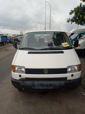 Volkswagen T4 Pickup Long Chassis 2000 Modelm | Buses & Microbuses for sale in Lagos State, Apapa