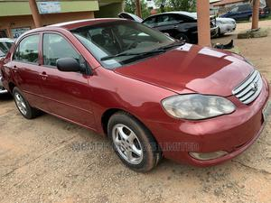 Toyota Corolla 2006 LE Red   Cars for sale in Delta State, Oshimili South
