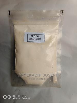 Wild Yam Powder | Vitamins & Supplements for sale in Rivers State, Port-Harcourt