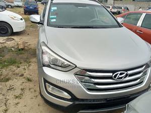 Hyundai Santa Fe 2014 Silver   Cars for sale in Lagos State, Amuwo-Odofin