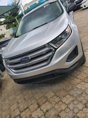 Ford Edge 2016 SE 4dr AWD (2.0L 4cyl 6A) Silver | Cars for sale in Abuja (FCT) State, Gudu
