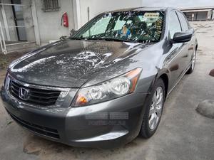 Honda Accord 2009 2.4 EX Gray | Cars for sale in Lagos State, Apapa