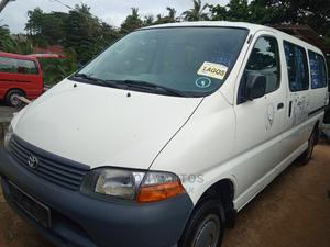 18 Seater Toyota Hiace Bus Manual With A/C | Buses & Microbuses for sale in Lagos State, Apapa