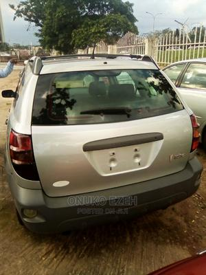 Pontiac Vibe 2005 1.8 AWD Silver   Cars for sale in Abuja (FCT) State, Central Business District