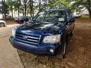 Toyota Highlander 2006 Limited V6 4x4 Blue   Cars for sale in Lagos State, Ikeja